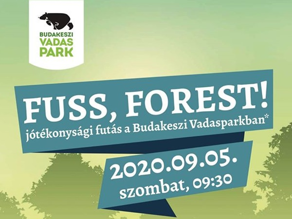 Fuss, Forest!