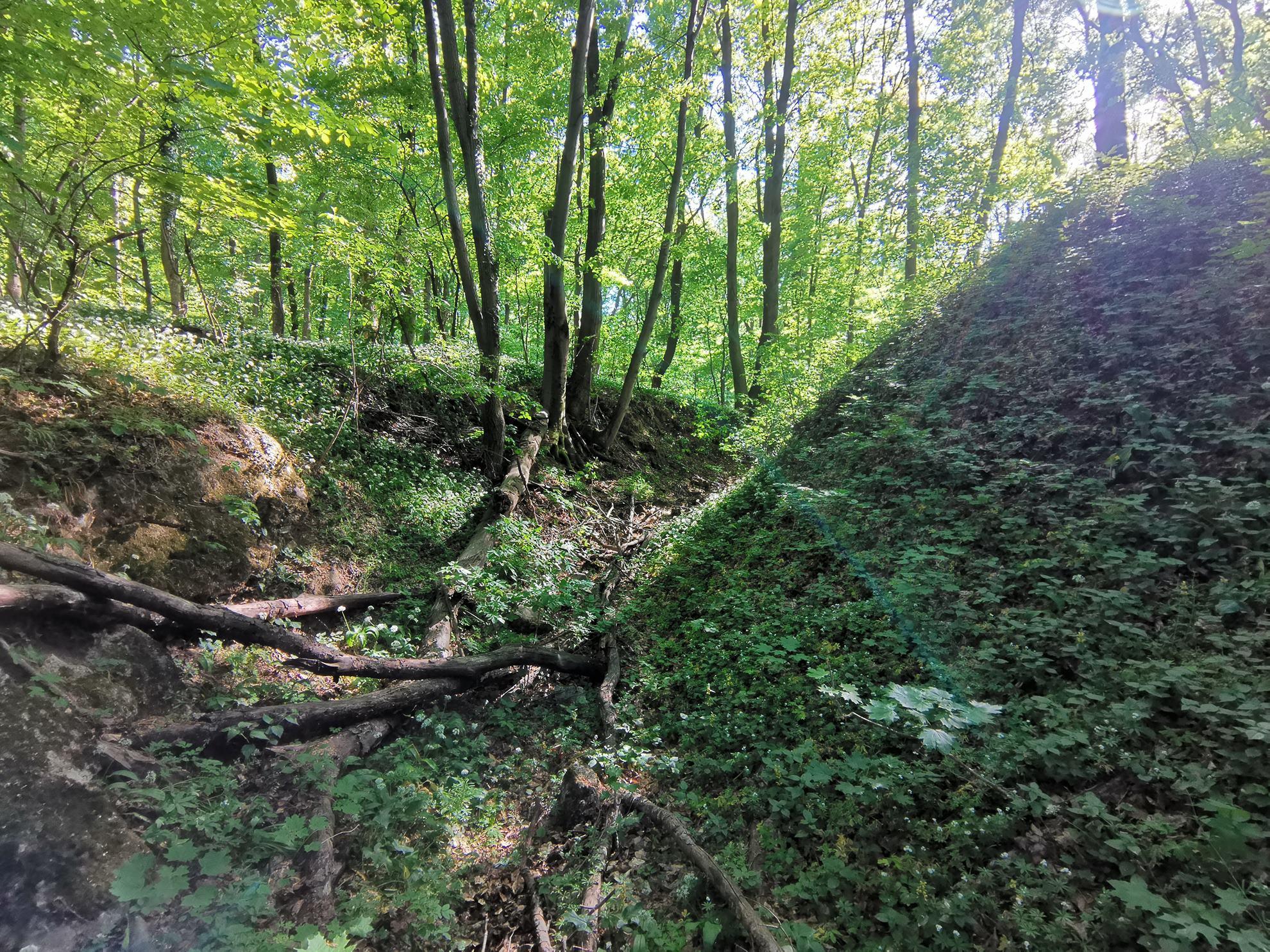 Túra Miskolc-Tapolcáról a Leányvárhoz-6