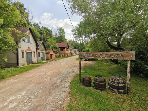 Túra Miskolc-Tapolcáról a Leányvárhoz