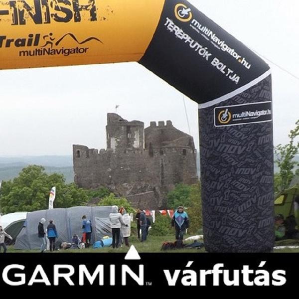Trail multiNavigátor Garmin várfutás - Vérteskozma