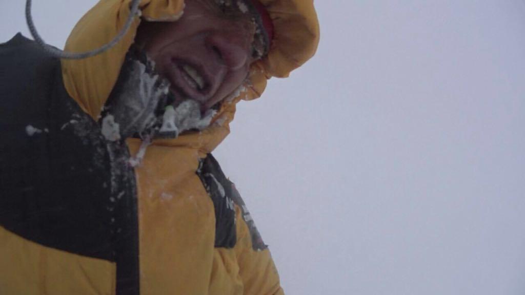 Denis Urubko a K2-n télen