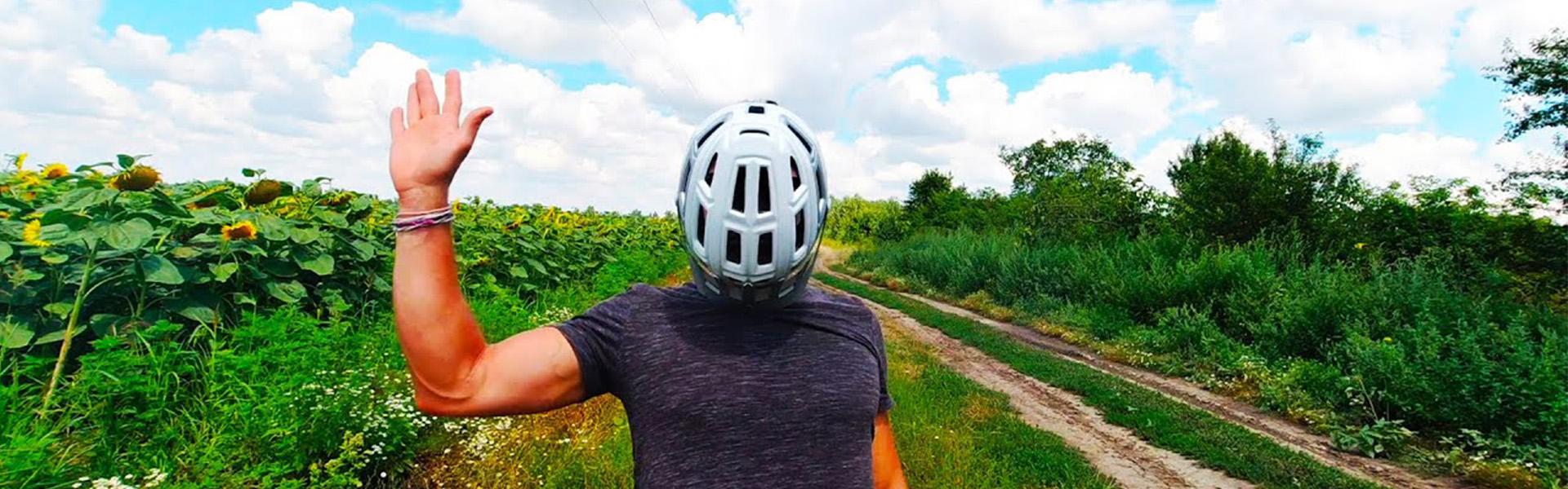 3 tipikus bukósisakos hiba - kerékpáros fejvédő viselésének szabályai