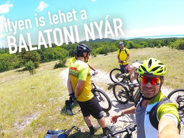 Balaton Bike Tour vezetett e-bike túrák