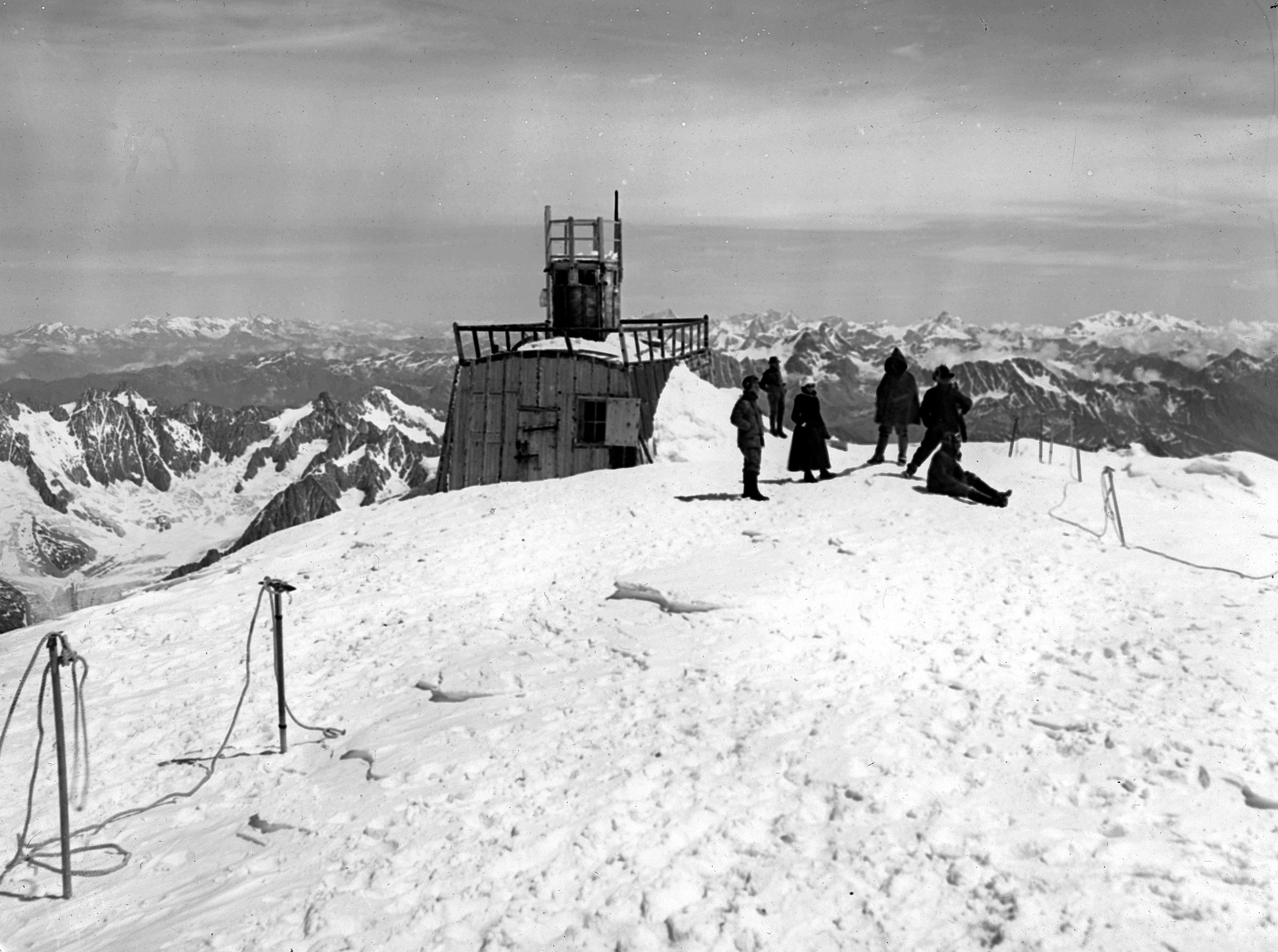 Mont Blanc: Az Alpok királynője-1