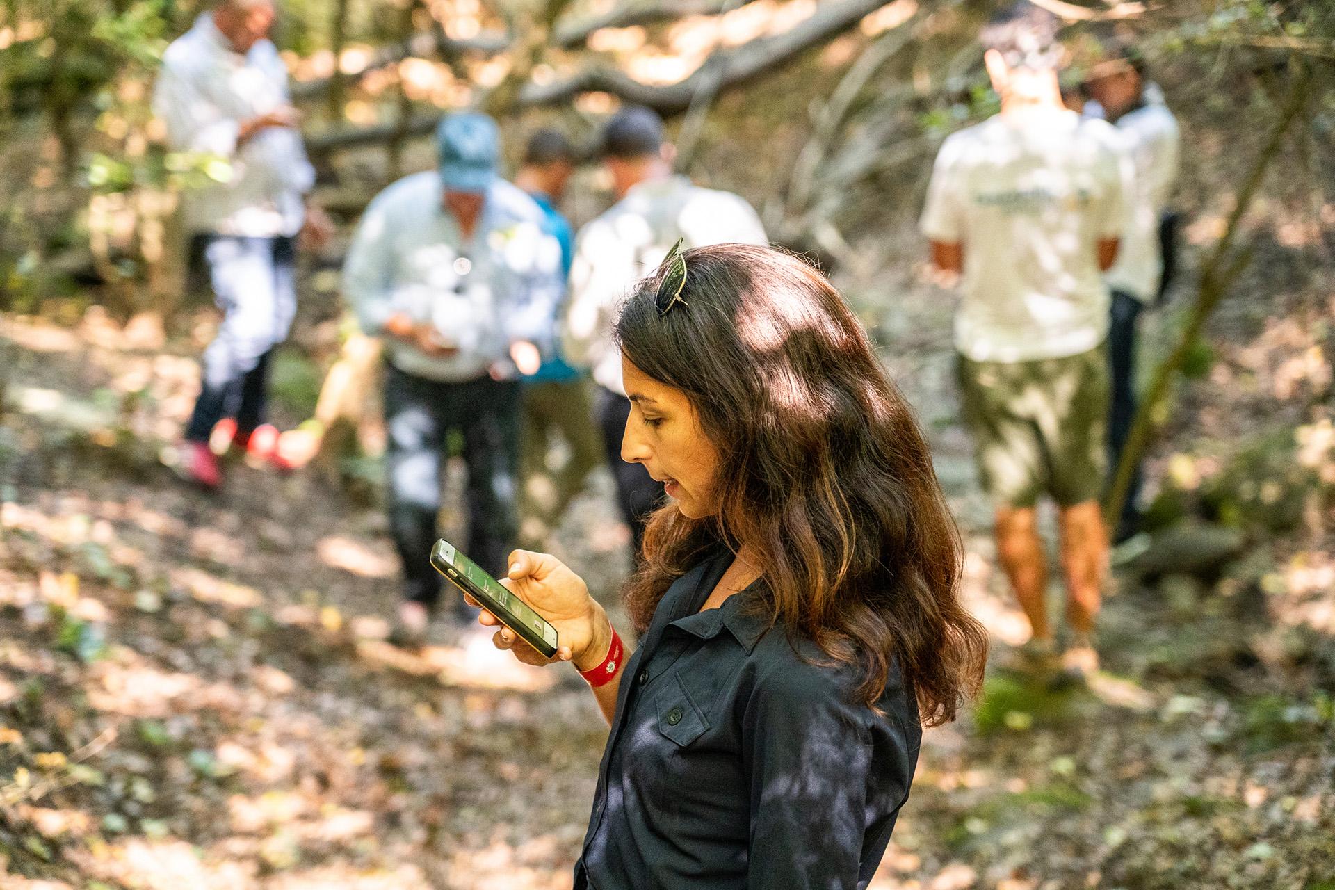Digitális Vándor: mobilozz a természetben!-4