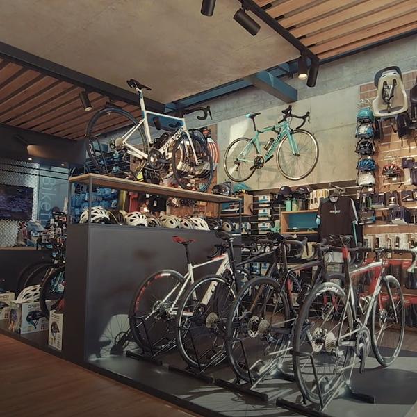 Mitől lehet különleges egy bringabolt? Takbike kerékpár szaküzlet és szerviz... és még sok más