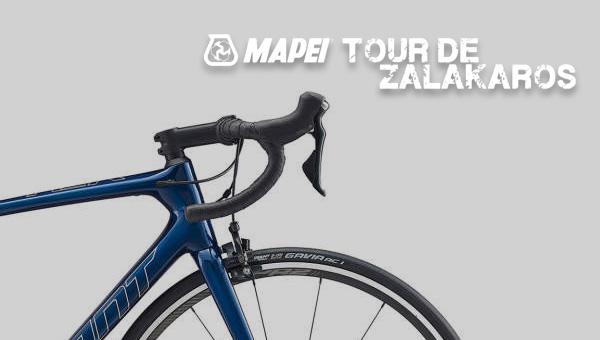 730.000 Ft értékű karbon kerékpárt nyerhetsz a MAPEI Tour de Zalakaros tomboláján!