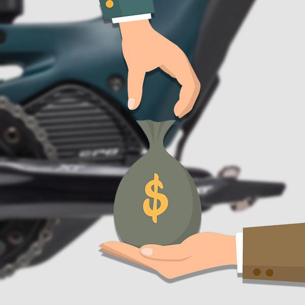 Itt az E-bike vásárlási támogatás!