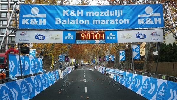 17. K&H mozdulj! Balaton maraton és félmaraton
