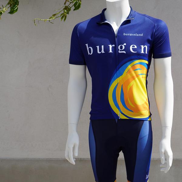 Burgenland kerékpáros mez sorsolás