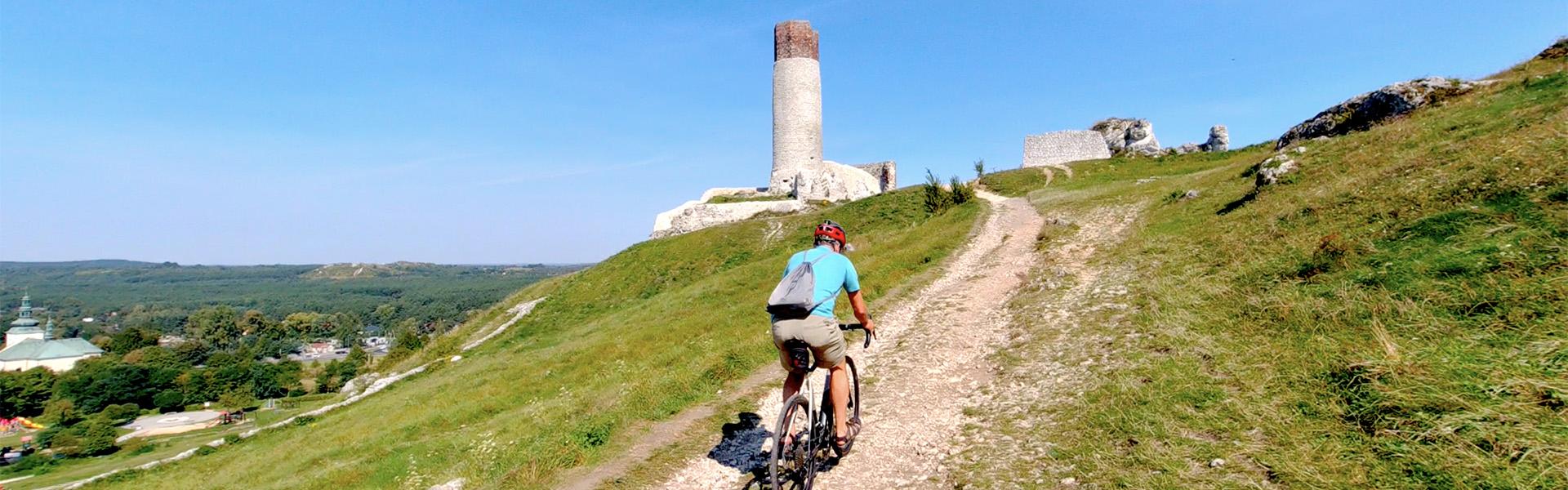 Sasfészek kerékpáros útvonal - Lengyelország