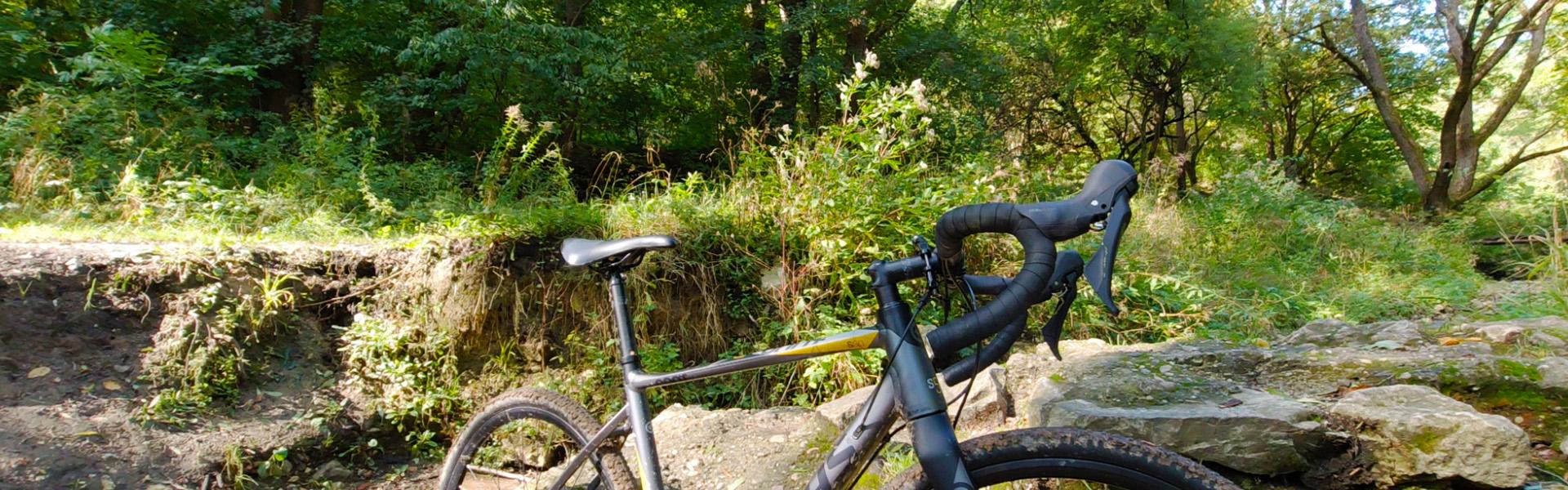 Dera-szurdok gravel kerékpártúra (PilisBike)