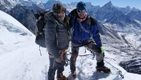 Téli nyolcezres expedíciót szervez Szlankó Zoltán