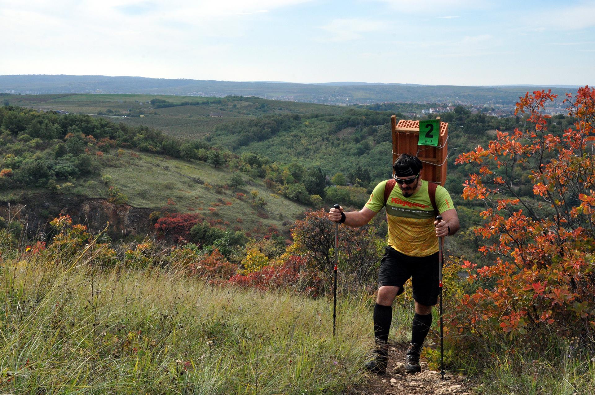 Leki Trail és Trail Antishock túrabot teszt-2
