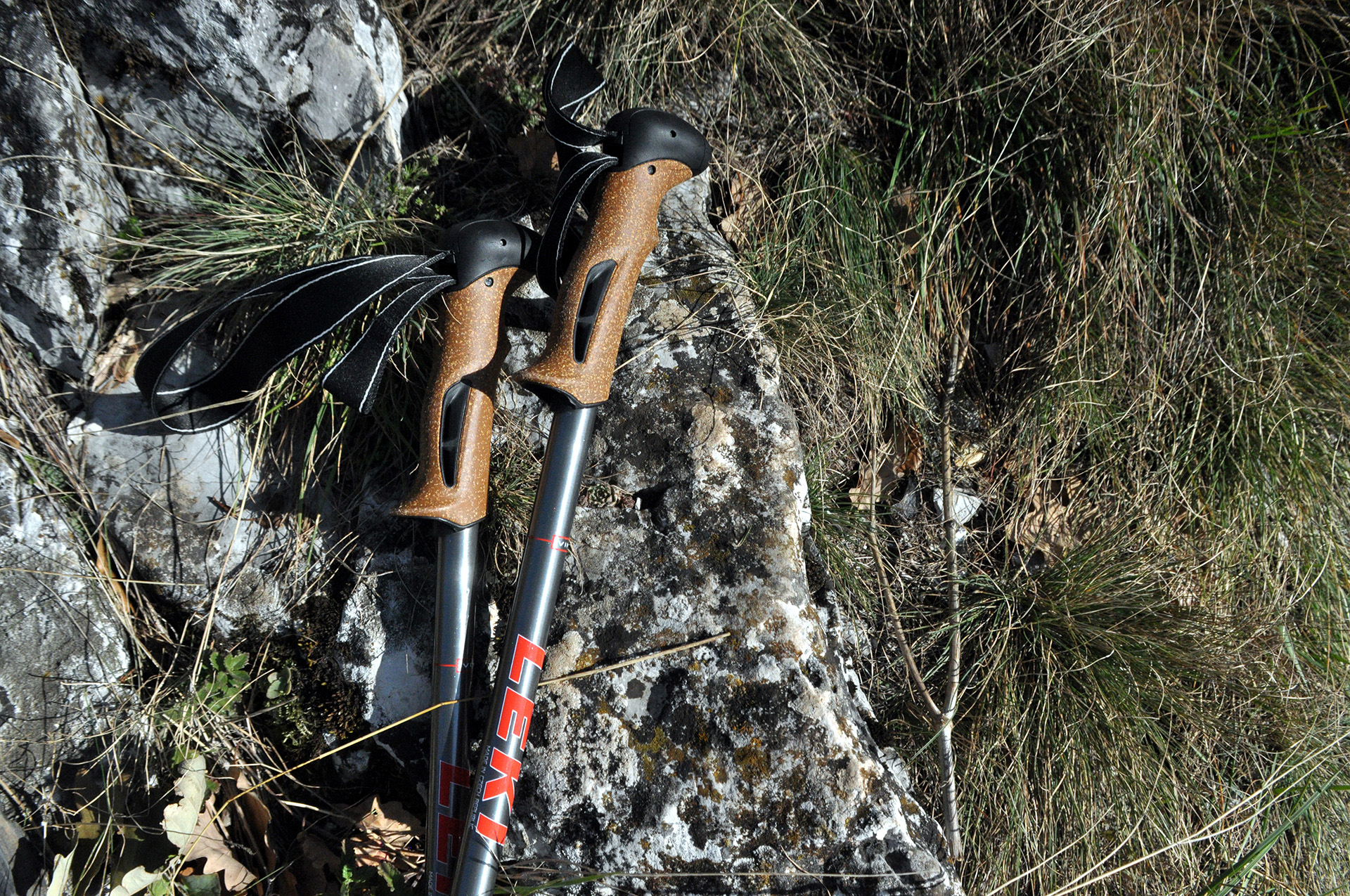 Leki Trail és Trail Antishock túrabot teszt-6