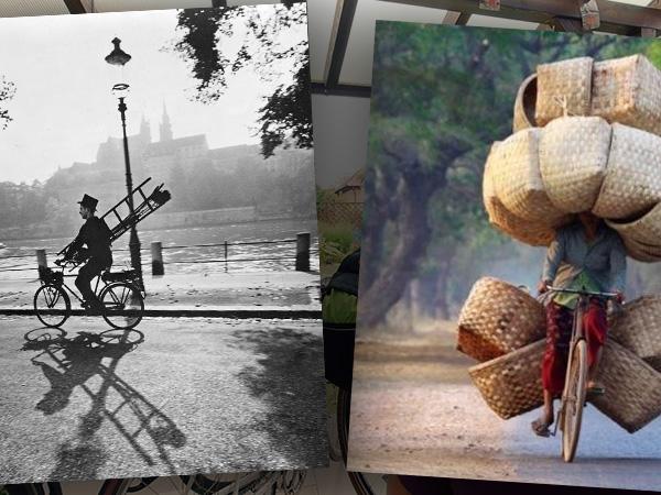 Kerékpáros táskák városi bringásoknak, hétköznapi ingázáshoz, csomagszállításhoz