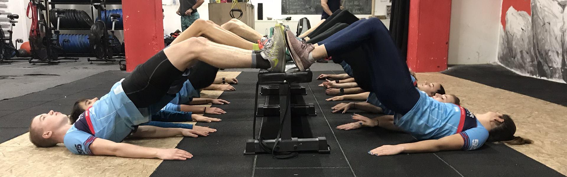 Erősítő gyakorlatok futóknak