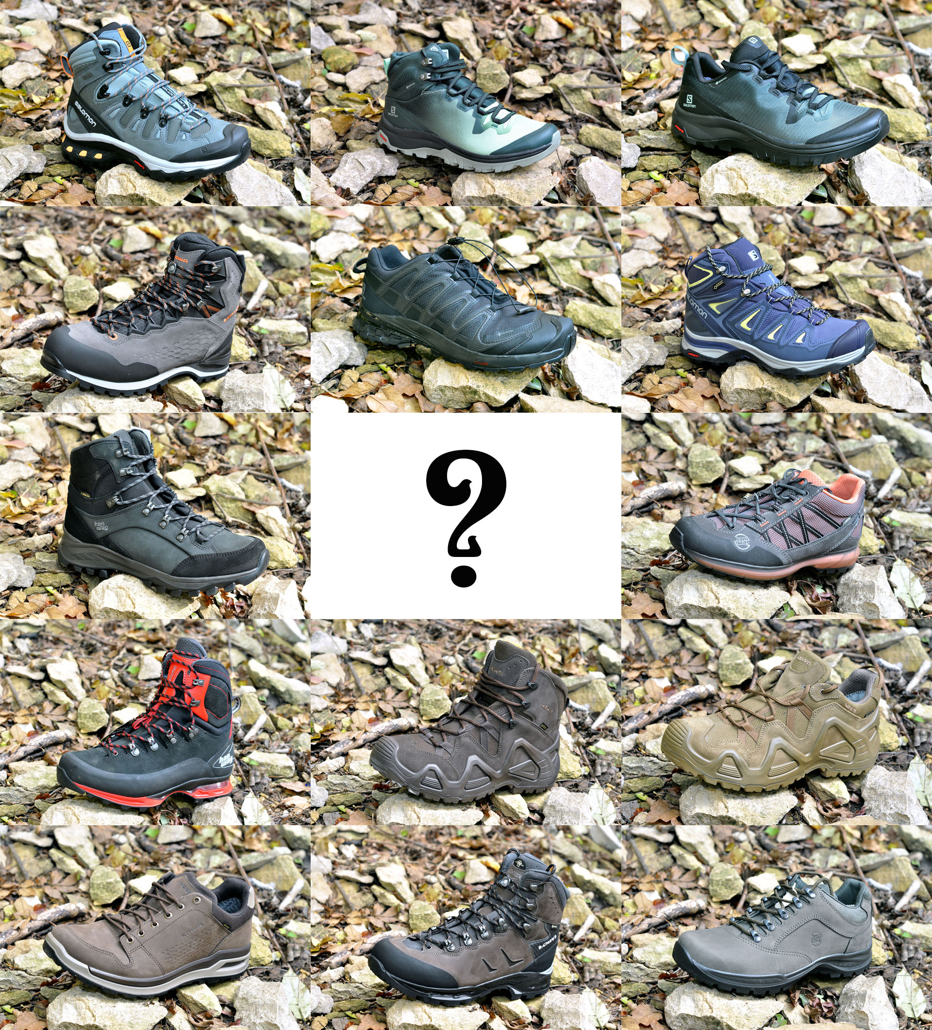 Milyen túracipőt, túrabakancsot válasszak?-83