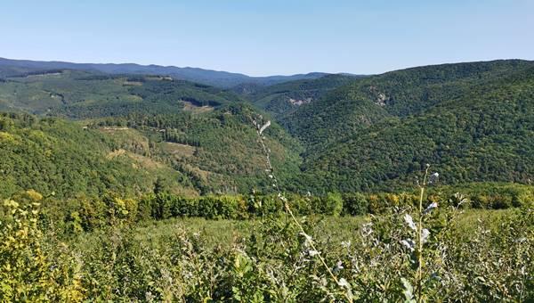 Bükkzsérc-Odorvár-Hór-völgy túra