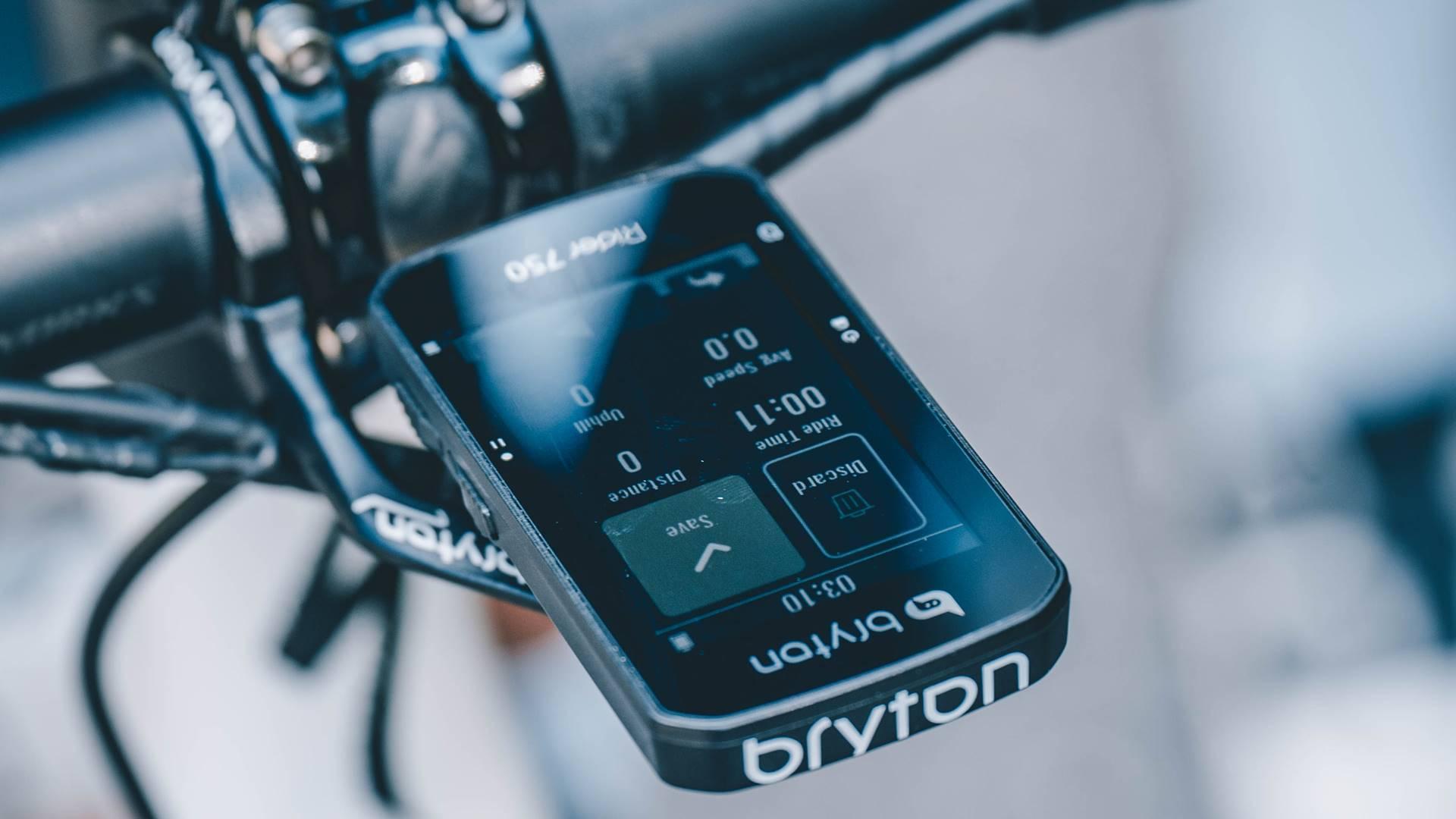Bryton Rider 750 - innovatívan sokoldalú-2