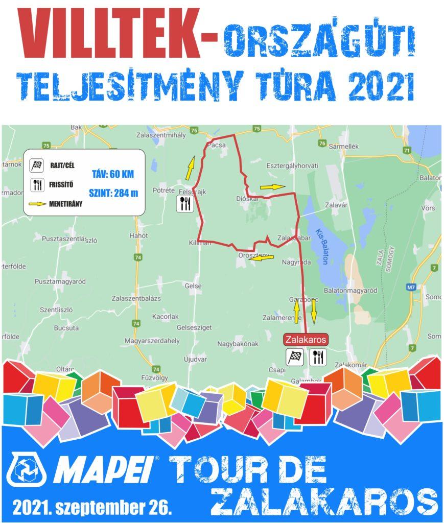 Indul a nevezés a 2021-es MAPEI Tour de Zalakarosra, új maraton pályával!-10