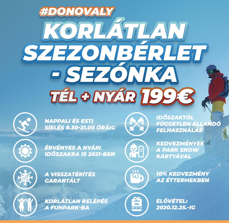 Korlátlan szezonbérlet Donovalyban-2