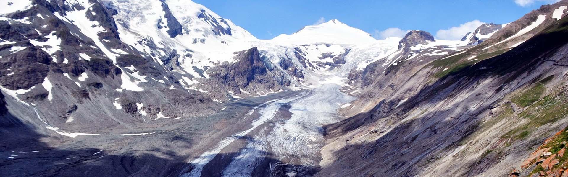 Mi az a gleccser?