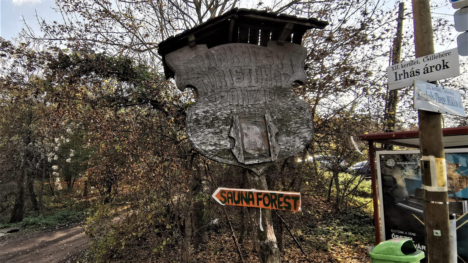 Csillebérc- Frank-hegyi turistaház túra-6