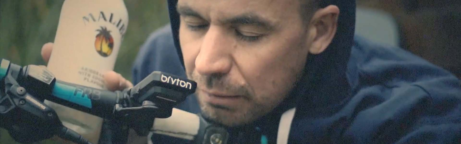 Szólsz neki, oszt odavisz - Bryton Rider 750: érintőképernyő és beszédfelismerő navigáció