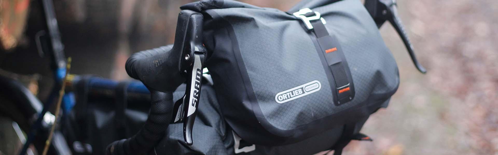 A Bikepacking mozgalom - Ortlieb váztáska bemutató - Interjú Gangel Marcellel