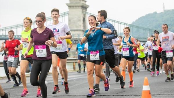 36. WIZZ AIR Budapest félmaraton
