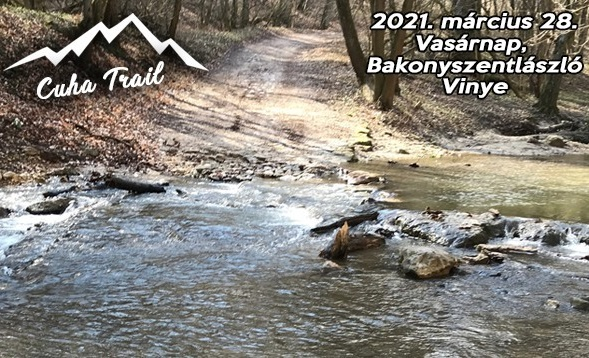 Cuha trail Trailmania versenysorozat