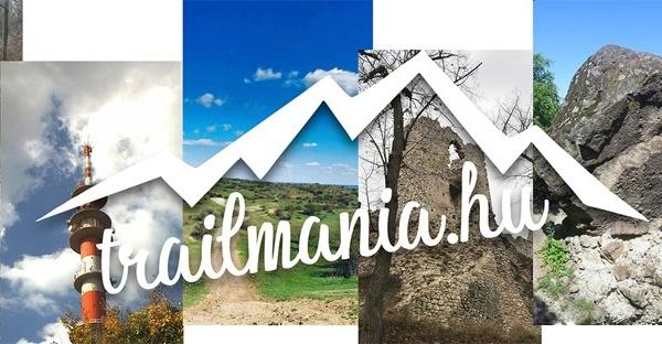 Gesztes trail Trailmania versenysorozat