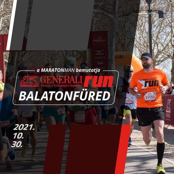 Generali Run Balatonfüred 2021