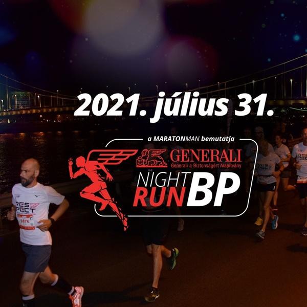 Generali night run 2021