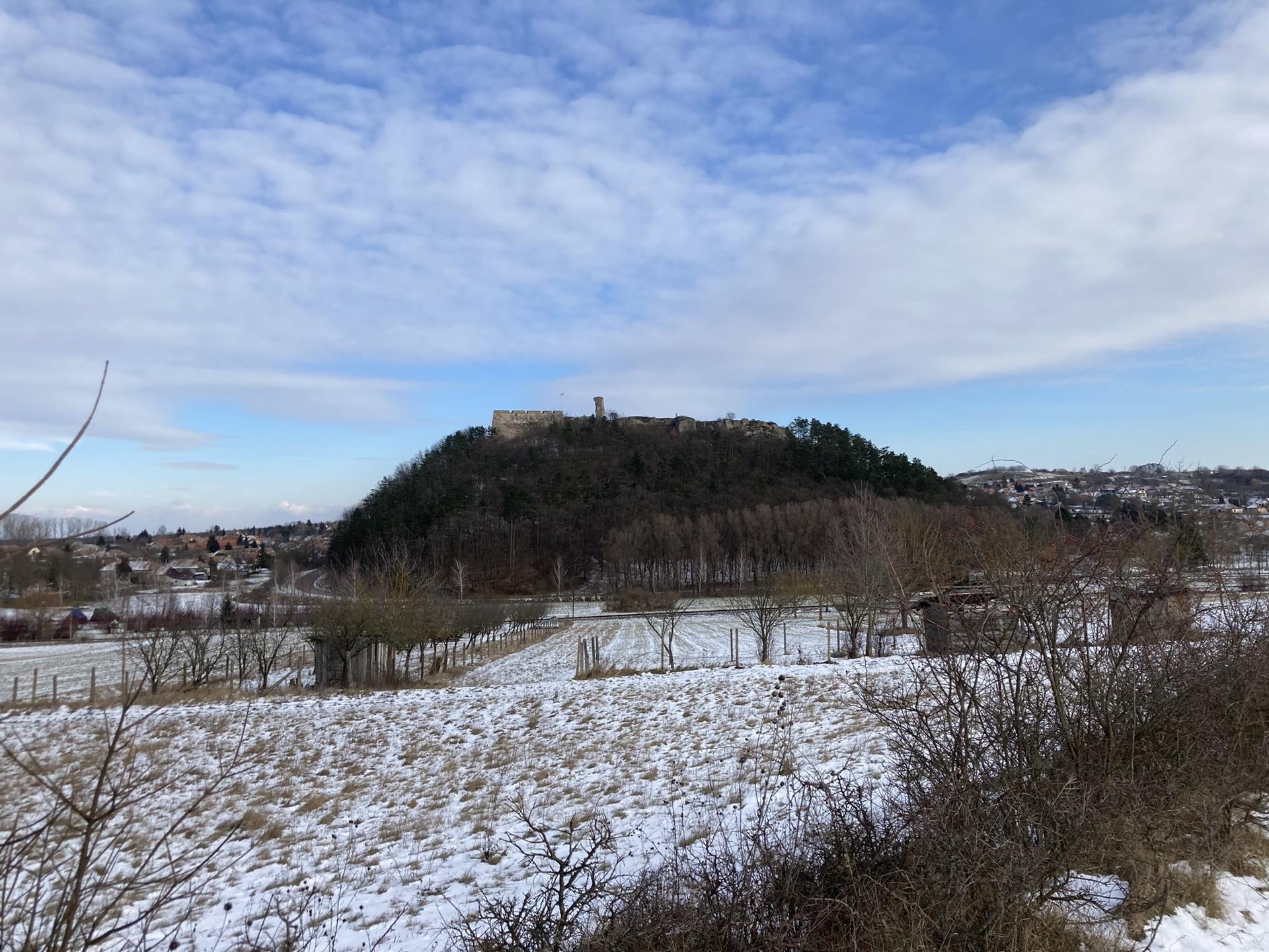 Nógrádi vártól a Csóványosra-1