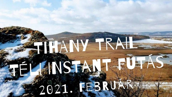III. Tihany Trail  a téli terepfutás és nordic walking