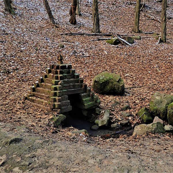 A Diósjenői tanösvény erdőségei és történelmi emlékei