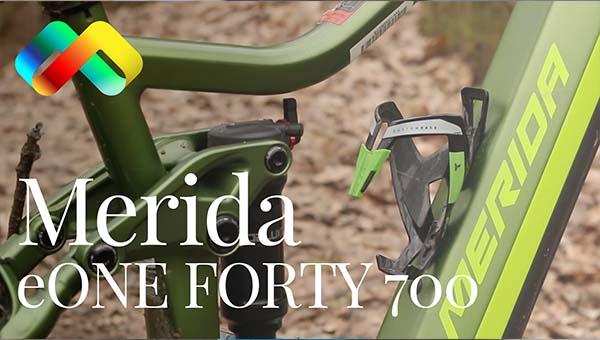 Merida eONE-FORTY 700 (Shimano STePS EP8) elektromos kerékpár teszt