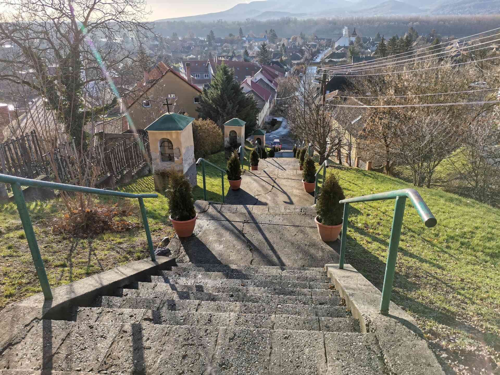 Nem szokványos Dunakanyar panoráma a Borbély-hegyről-2