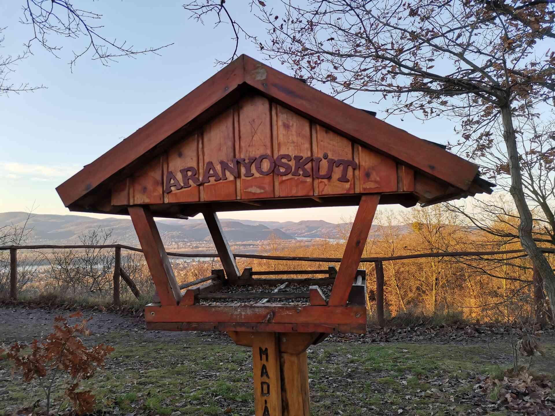 Nem szokványos Dunakanyar panoráma a Borbély-hegyről-3