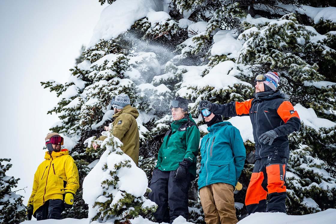Ingyenes streamen a snowboard
