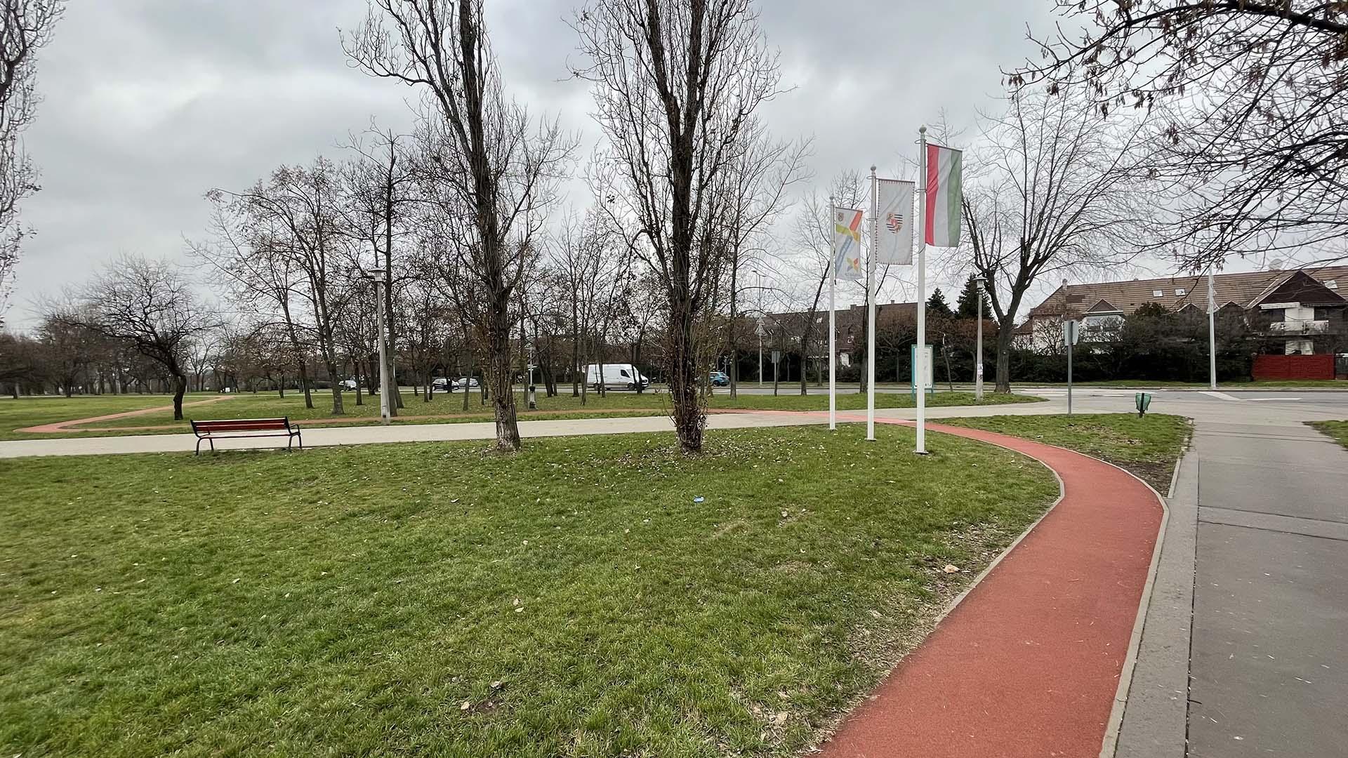 Óhegy park futókör-3