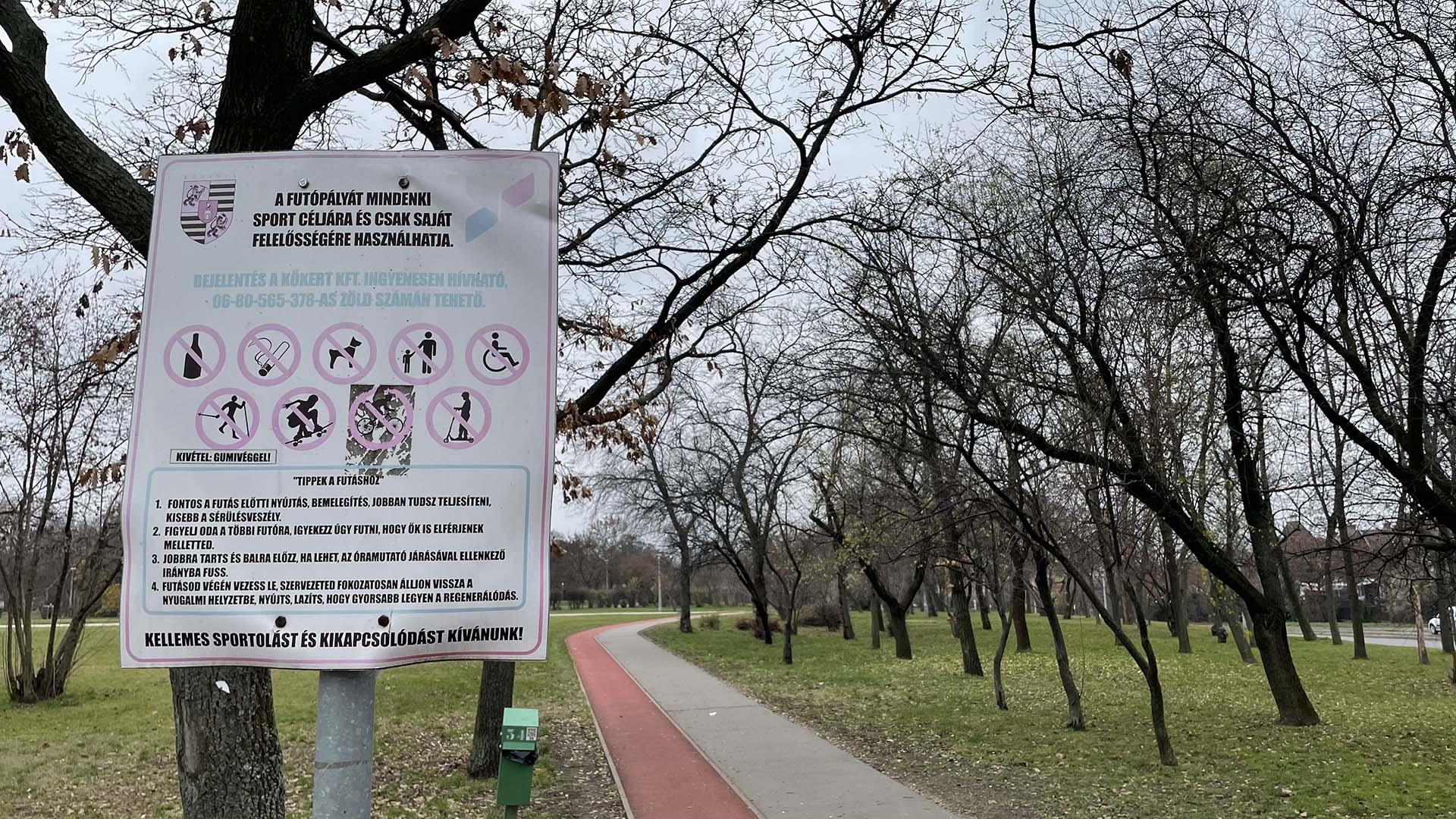 Óhegy park futókör-6