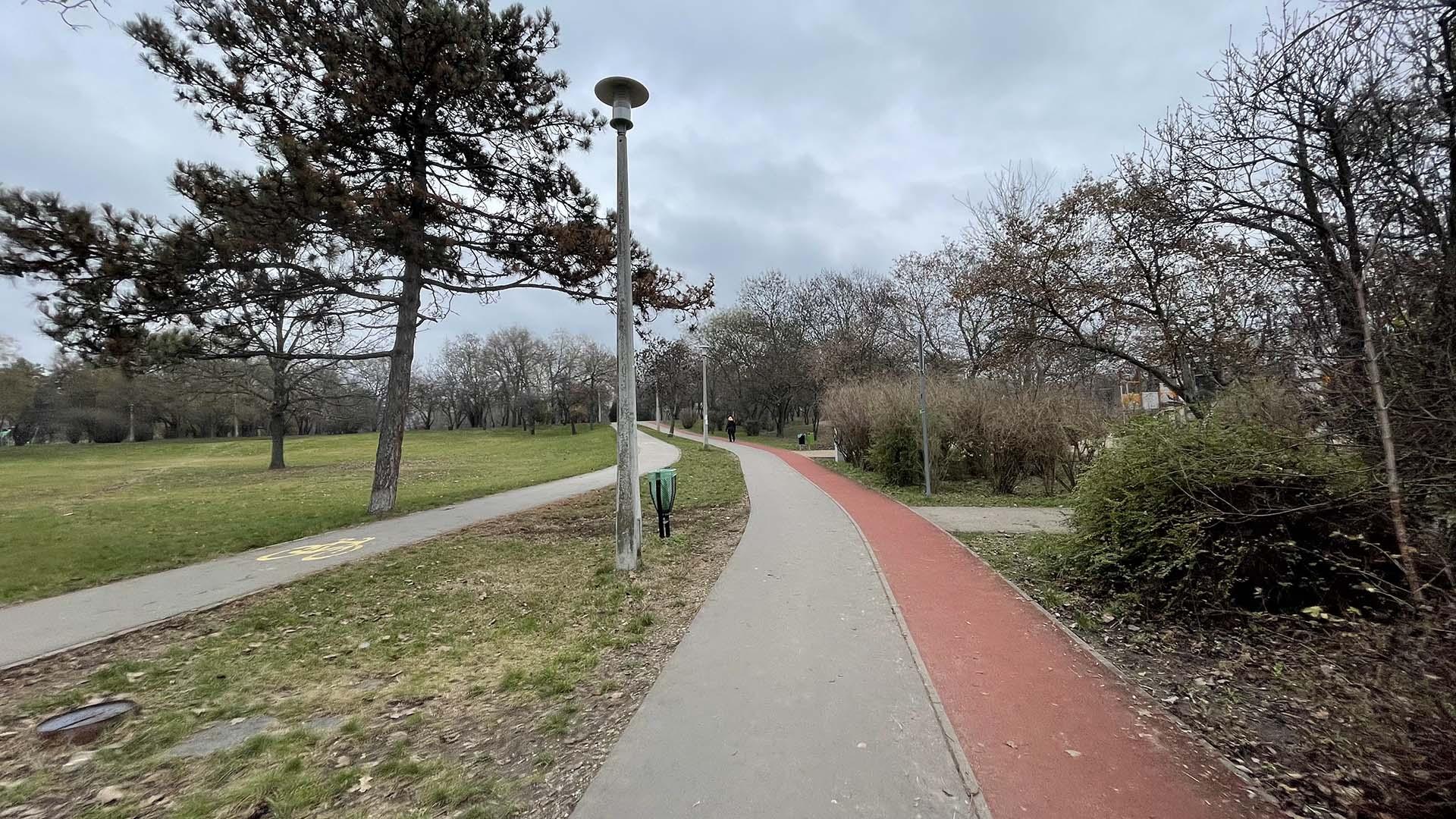 Óhegy park futókör-13