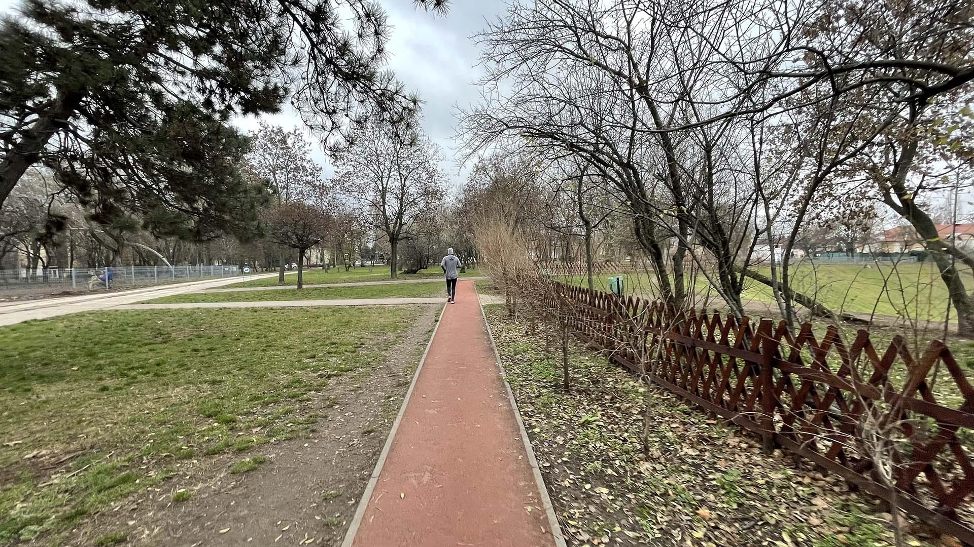 Óhegy park futókör-17
