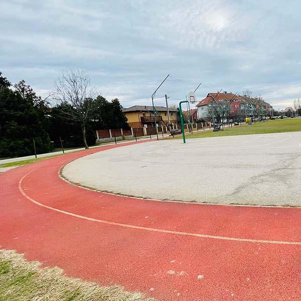 Fitt-Park (Vasút sor) futókör