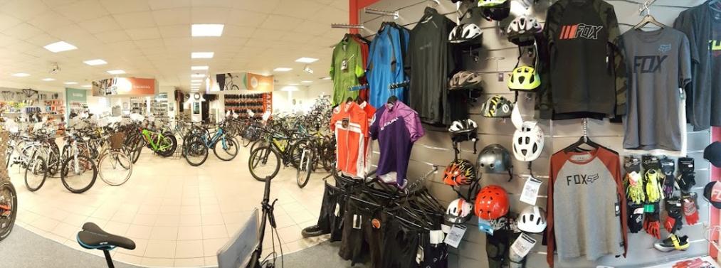 Biciklikk webshop, négy üzlettel és 30 éves tapasztalattal-4