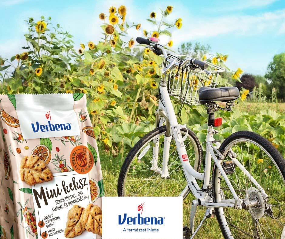 Kóstolj bele az egészségesebb életmódba a Verbena Mini kekszekkel! Játssz velünk és nyerj Verbena ajándékcsomagot!-2