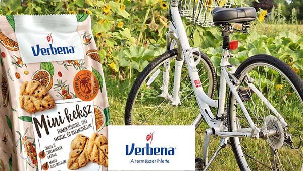 Kóstolj bele az egészségesebb életmódba a Verbena Mini kekszekkel! Játssz velünk és nyerj Verbena ajándékcsomagot!